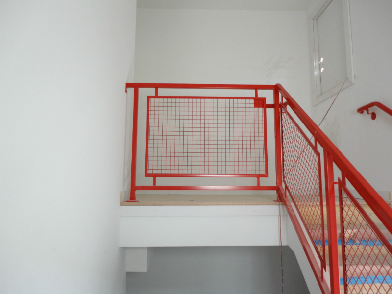 Affordable Railings | Maryland Architectural Wire Mesh | DC, MD ...
